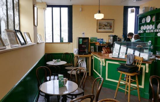The Tearoom transformation